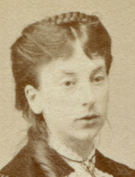 Amy Jane Dell (n閑 Barter, Enock) (1841-1885)